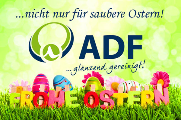 ADF Osterbanner